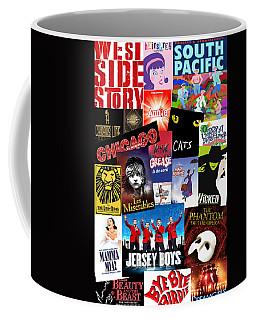 Broadway 8 Coffee Mug