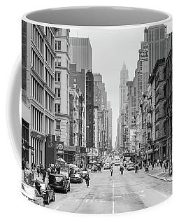Broadway Chill Coffee Mug