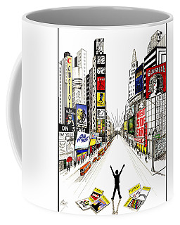 Broadway Dreamin' Coffee Mug