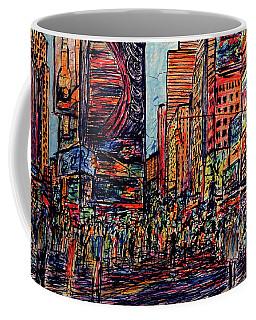Broadway, New York  Coffee Mug
