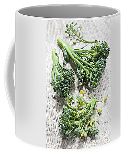 Broccoli Florets Coffee Mug