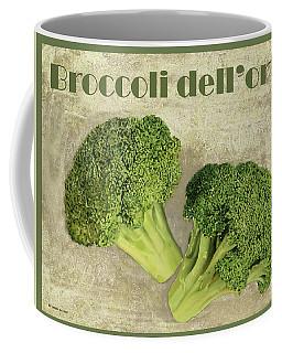 Broccoli Da Orto Coffee Mug