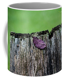 Brock's Leaf Coffee Mug