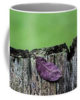 Brock's Leaf Coffee Mug