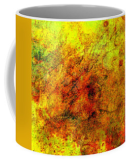 Broken Coffee Mug by Ally  White