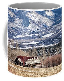 Broken Barn Coffee Mug