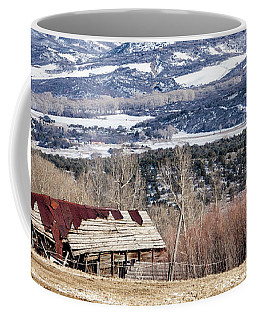 Broken Barn Coffee Mug