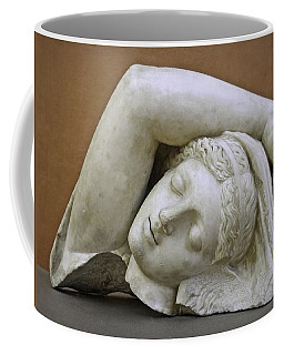Coffee Mug featuring the photograph Broken Beauty by Patricia Strand