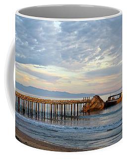 Broken Boat, Ss Palo Alto Coffee Mug