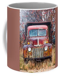 Old Abandoned Truck Coffee Mug