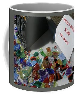 Broken Dreams For Sale Coffee Mug