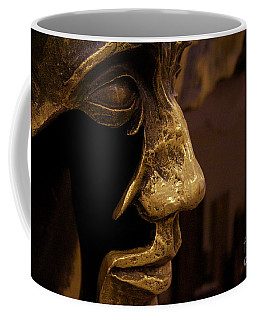 Broken Face Coffee Mug
