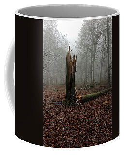 Broken Oak Coffee Mug
