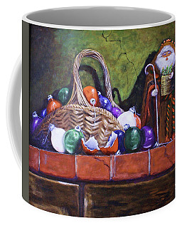 Broken Ornaments Coffee Mug