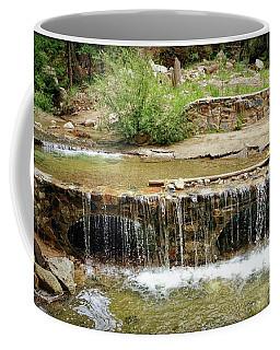 Broken Pathways Coffee Mug