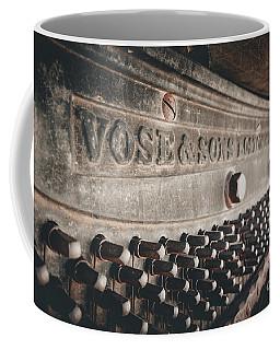 Broken Piano Coffee Mug