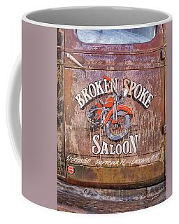 Broken Spoke Saloon Coffee Mugs