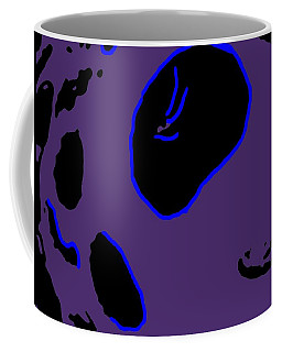 Broken Time Forgotten Space Coffee Mug by Yshua The Painter