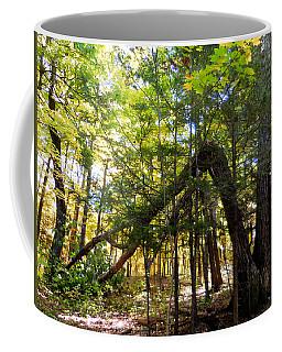 Broken Tree 2 Coffee Mug
