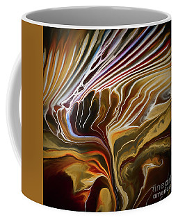 Broken Web Coffee Mug