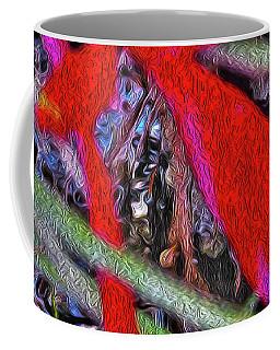 Bromeliad In The Cathedral Coffee Mug