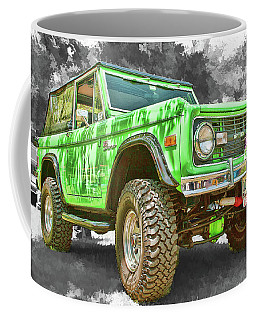Bronco 1 Coffee Mug