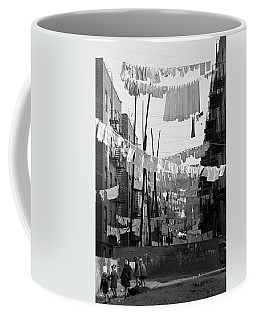 Bronx Laundry Day 1936 Coffee Mug