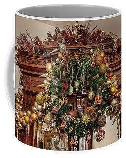 Coffee Mug featuring the photograph Bronze And Gold by KG Thienemann