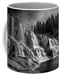 Brooding Gooseberry Falls Coffee Mug
