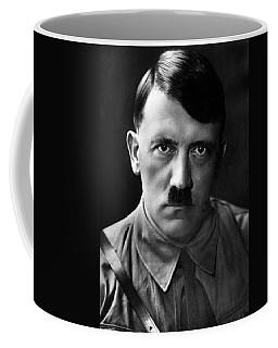 Brooding Portrait Of Adolf Hitler Heinrich Hoffman Photo Circa 1935 Coffee Mug