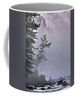 Brooding River Coffee Mug by Tom Cameron