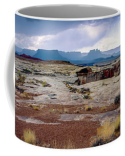Brooding Sky Summer Storm Coffee Mug