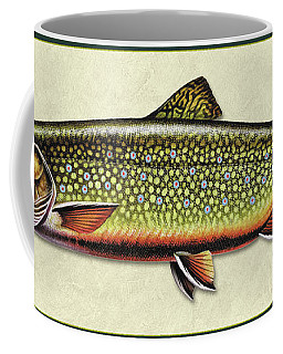 Brook Trout Id Coffee Mug