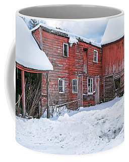 Brookline Barns Coffee Mug