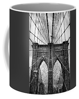 Brooklyn Bridge Mood Coffee Mug