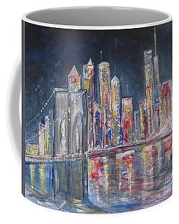 Brooklyn Bridge Ny Coffee Mug