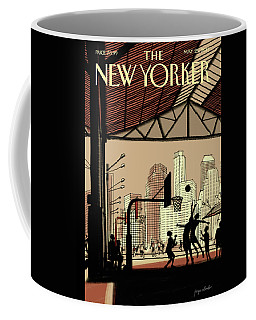 Brooklyn Bridge Park Coffee Mug