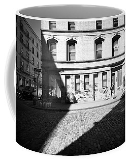 Coffee Mug featuring the photograph Broome Street Nyc by Dave Beckerman