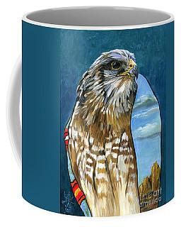 Brother Hawk Coffee Mug