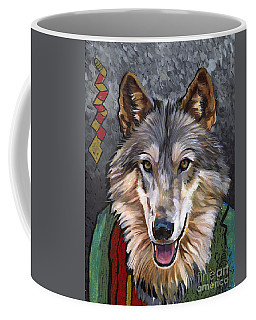 Brother Wolf Coffee Mug