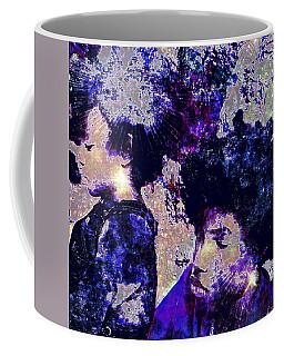 Brothers Blue Coffee Mug