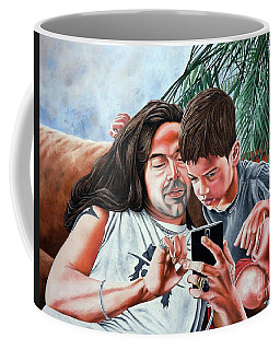 Brothers In Charge Coffee Mug