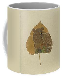 Brow Bear #2 Coffee Mug