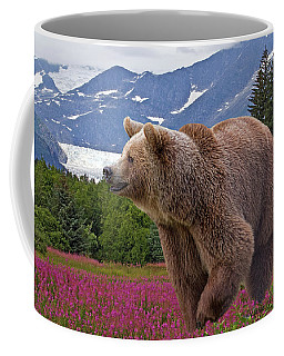 Brown Bear 2 Coffee Mug