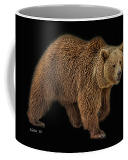 Brown Bear 5 Coffee Mug