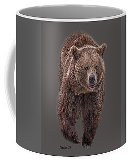 Brown Bear 8   Coffee Mug