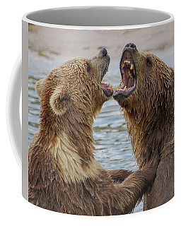 Brown Bears4 Coffee Mug