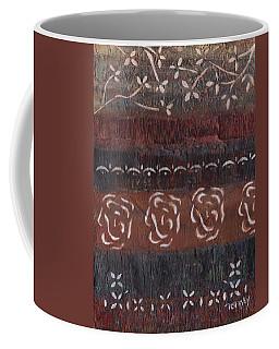 Modern Country Floral Coffee Mug