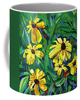 Brown-eyed Susans Coffee Mug