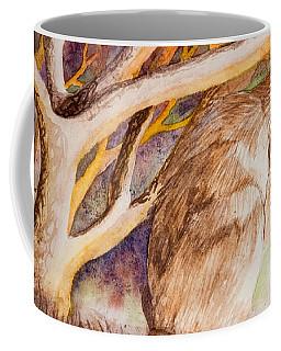 Brown Rabbit Coffee Mug